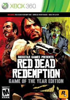 [XBOX360]Red Dead Redemption - GOTY [Region Free / RUS]