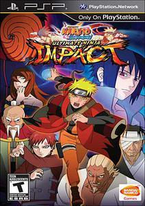 [PSP]Naruto Shippuuden: Ultimate Ninja Impact /ENG/ [ISO]