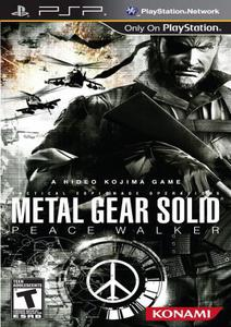 [PSP]Metal Gear Solid: Peace Walker /ENG/ [ISO](Patched)