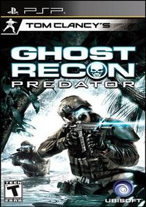 [PSP]Tom Clancy's Ghost Recon: Predator /ENG/ [CSO] PSP