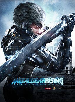Новый геймплейный-трейлер Metal Gear Rising Revengeance