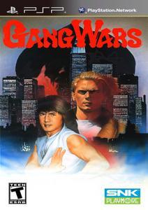 [PSP]Gang Wars [ENG] (2012) [MINIS]