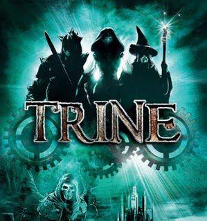 [PS3]Trine (2009) [FULL] [RUS] [RUSSOUND]