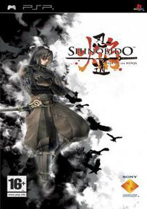 [PSP]Shinobido: Tales of the Ninja /ENG/ [ISO]