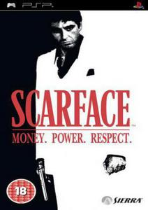 [PSP]Scarface: Money. Power. Respect. /ENG/ [ISO]