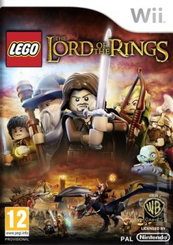 [Wii]LEGO The Lord of the Rings [NTSC] [MULTi] [Scrubbed]