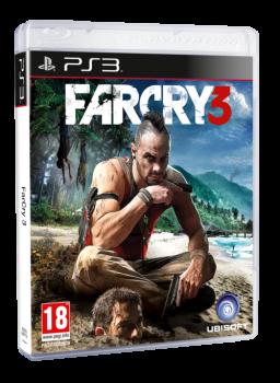 [PS3]Far Cry 3 [RUS\ENG] [Repack] [2хDVD5]