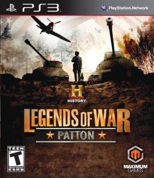 [PS3]History Legends of War: Patton [USA/ENG]