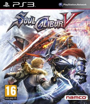 [PS3]Soul Calibur V [EUR/RUS]