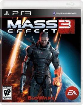 [PS3]Mass Effect 3+ All DLC [USA/RUS][3.55 Kmeaw]