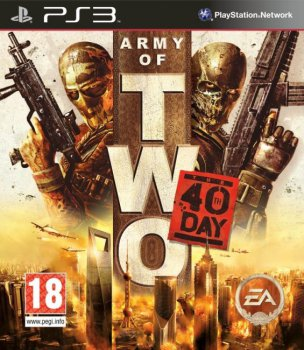 [PS3]Army of Two: The 40th Day [EUR/RUS]