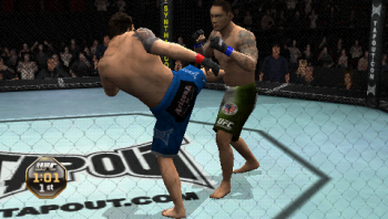 [PSP]UFC Undisputed 2010 /ENG/ (RIP)[CSO]