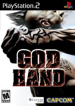 [PS2] God Hand [PAL/Multi5][Archive]