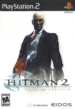 [PS2] Hitman 2 - Silent Assassin [PAL/RUS]