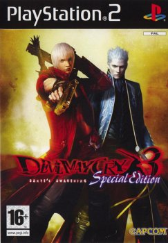 [PS2] Devil May Cry 3 Special Edition [PAL/ENG]