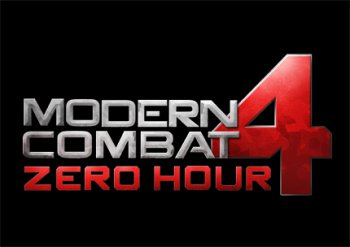 [Android] Modern combat 4 (2012) [1.0.0] [RUS]