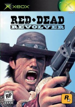 [XBOX]Red Dead Revolver (2004) [RUS][ENG][NTSC][P]