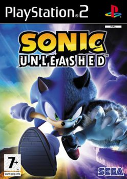 [PS2]Sonic Unleashed (2008) [PAL][ENG]