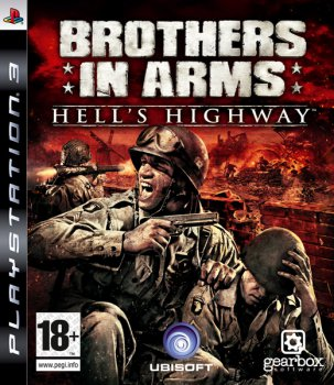 [PS3]Brothers in Arms: Hell's Highway (2008) [FULL][ENG][L]
