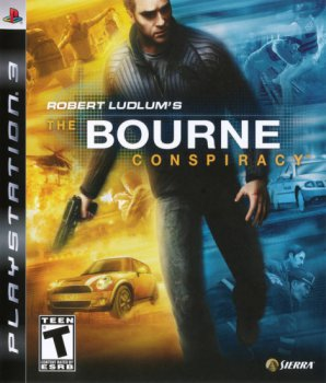 [PS3]Robert Ludlum's The Bourne Conspiracy [EUR/RUS]