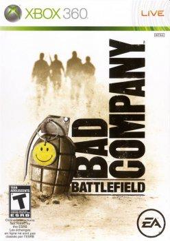 [XBOX360]Battlefield Bad Company (2008) [PAL] [RUS] [L]