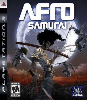 [PS3]Afro Samurai [EUR/RUS]