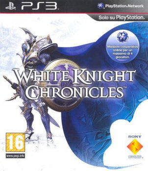 [PS3]White Knight Chronicles [USA/ENG]