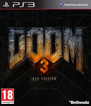 DOOM 3 BFG Edition (2012) [FULL][RUS][L] [3.41][3.55][4.21][4.30]
