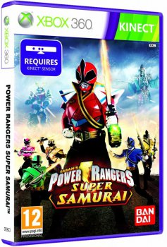 [XBOX360]Power Rangers Super Samurai [RROD]