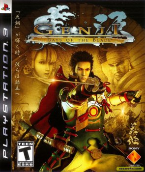 [PS3]Genji: Days of the Blade (2006) [FULL][ENG][L]