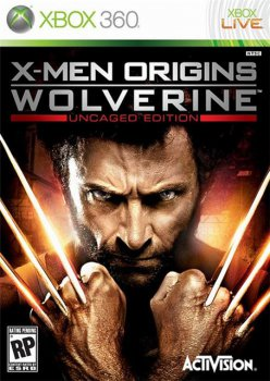 [JTAG/FULL] X-Men Origins: Wolverine [Region Free/RUSSOUND]