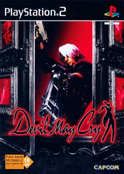 [PS2] Devil May Cry [RUSSOUND/PAL]