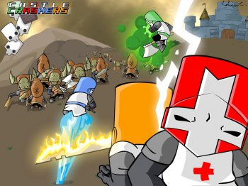 [PS3]Castle Crashers [FULL] - DUPLEX (2010) [FULL][ENG][P]