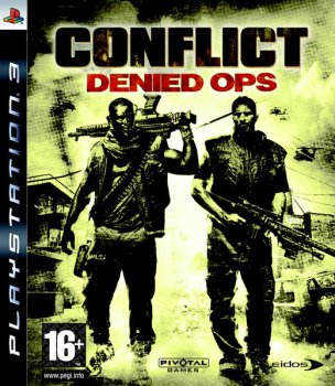 [PS3]Conflict: Denied Ops [EUR/ENG]