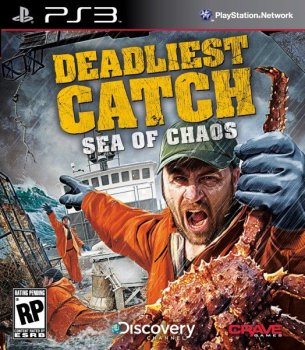 [PS3]Deadliest Catch: Sea of Chaos [USA/ENG]