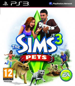 [PS3]The Sims: 3 Pets [EUR/RUS]