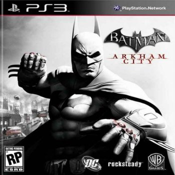 [PS3]Batman: Arkham City [RUS\ENG] [Repack] [3хDVD5]