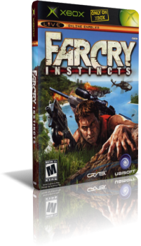 [XBOX]Far Cry Instincts [MIX/ENG]
