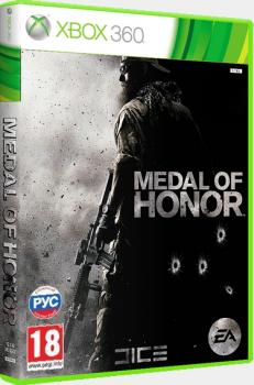[XBOX360]Medal Of Honor (2010)[PAL/RUS]