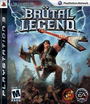 [PS3]Brutal Legend (2009) [FULL] [ENG] [L]