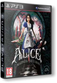 [PS3]Alice: Madness Returns + American McGee's Alice [USA/RUS]