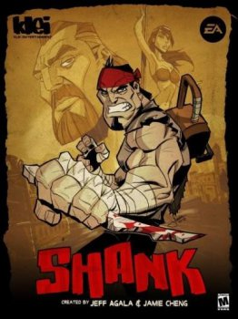 [PS3]Shank (2011) [FULL][ENG][L]