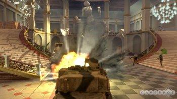 [XBOX360]Mercenaries 2: World In Flames (2008) [PAL] [RUS] [L]