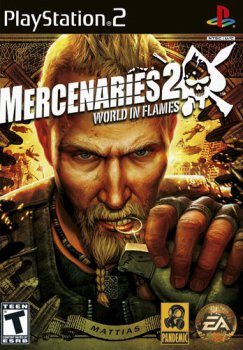 [PS2] Mercenaries 2: World in Flames [ENG/RUS/NTSC]