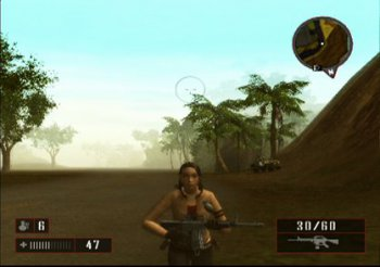 [PS2] Mercenaries 2: World in Flames [ENG/RUS/NTSC]