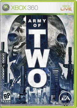 [XBOX360]Army of Two [PAL/RUS]