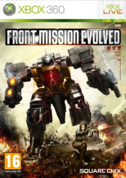 [XBOX360]Front Mission Evolved [Region Free / ENG]
