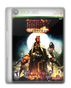 [XBOX360]Hellboy™: The Science of Evil [Region Free/RUS]