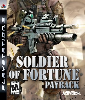 [PS3]Soldier of fortune: Payback [NTSC] [ENG]