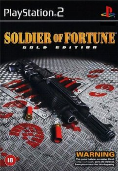 [PS2] Soldier of Fortune - Gold Edition [RUS]